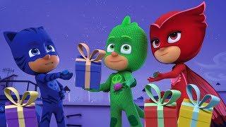 PJ MASKS Full Episodes | 2.5 HOUR CHRISTMAS SPECIAL | Cartoons for Kids #103