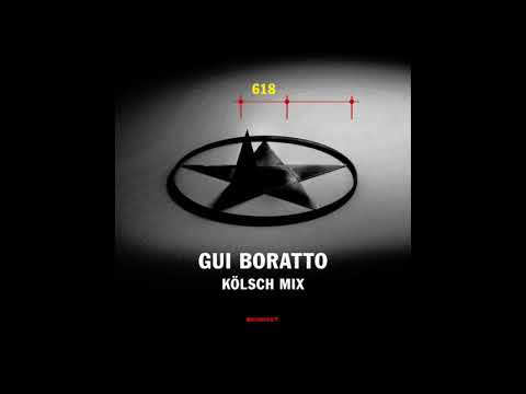 Gui Boratto - 618 (Kölsch Mix)