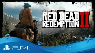 Red dead redemption 2 :  bande-annonce 2 VOST