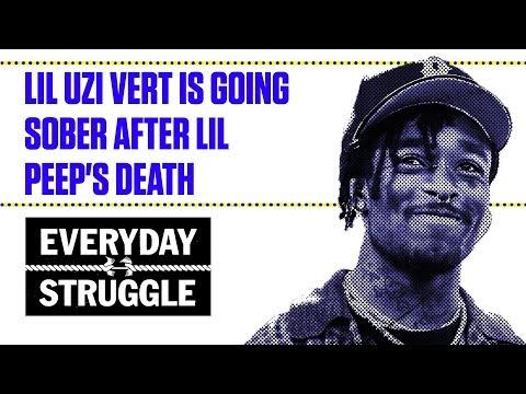Lil Uzi Vert Is Going Sober After Lil Peep's Death   Everyday Struggle