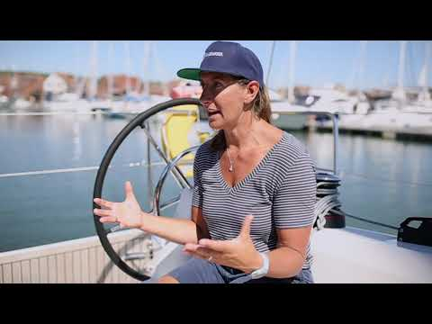 Interview With Bluewater Ambassador Dee Caffari: On Ocean Pollution