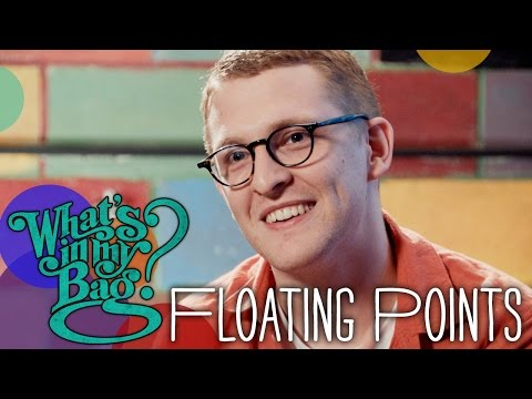 Floating Points - What's In My Bag?