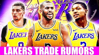 Lakers Trades That Will Happen This Offseason - Kyle Kuzma For Bradley Beal & Zach Lavine