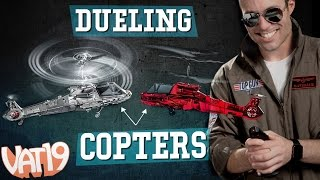 Air Combat R/C Helicopters