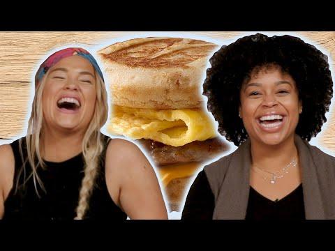 Homemade vs Fast Food: McGriddle ? Tasty