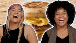 Homemade vs Fast Food: McGriddle • Tasty