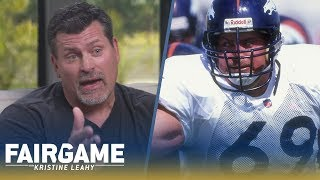 "Mark Schlereth Earned His Nickname ""Stink"" by NOT Holding It In During Football Games 