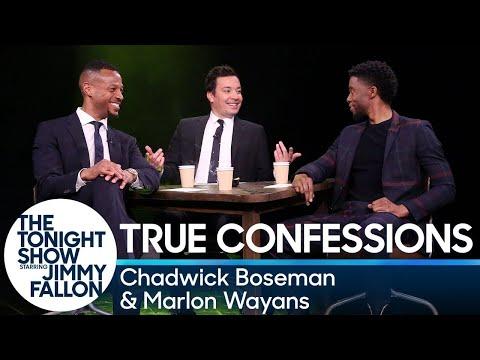 Chadwick Boseman and Marlon Wayans | True Confessions