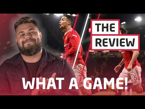 ABSOLUTE SCENES! Manchester United 3-2 Atalanta   Champions League Review