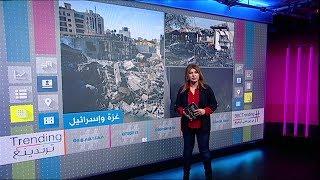 المطربة إليسا تتضامن مع غزة بتبليك المتحدث باسم الجيش  ...