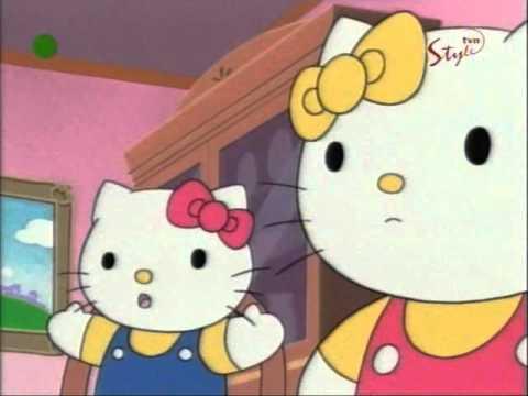 Hello Kitty - odcinek 13 B bajki - Duży czy mały PL