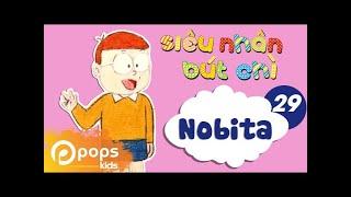 Hướng Dẫn Vẽ Nobita - Siêu Nhân Bút Chì - Tập 29 - How to draw Nobita (from Doraemon's Best Friend)