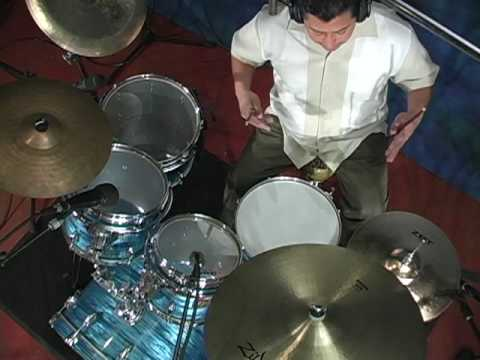 Como tocar baladas en la bateria
