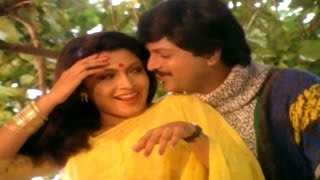 Alludugaru Movie ||  Muddabanthi Navvulo Video Song || Mohan Babu, Shobana, Ramya Krishnan,