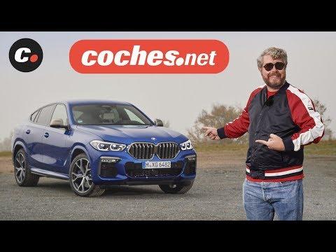 BMW X6 2019 SUV | Primera prueba / Test / Review en español | coches.net