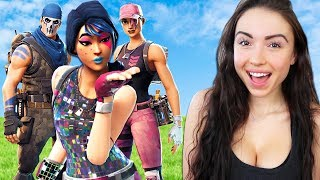 Late Night Fortnite Gameplay! (COME HANGOUT)