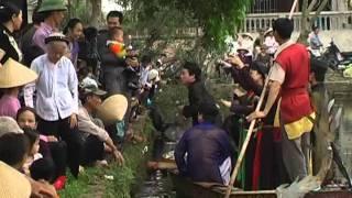 Quan Họ Trên Thuyền 2012 _ Giá Văn (Cô Đôi Thượng Ngàn)