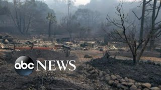 California declared a federal disaster area
