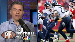 Are Packers or Titans in better position moving forward?   Pro Football Talk   NBC Sports