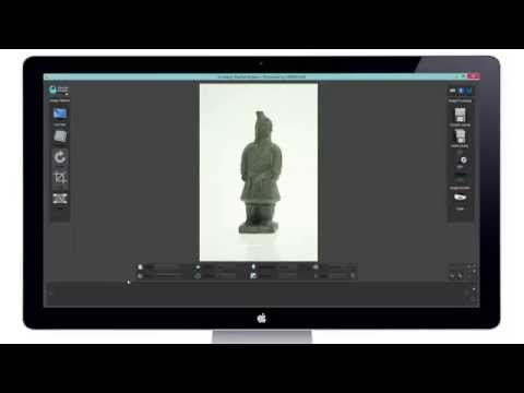 Shutter Stream Product Photography Software - Rotate Feature