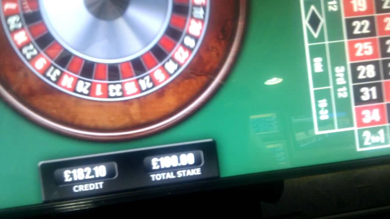 William hill 1p roulette