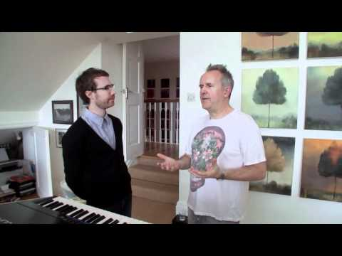 JUPITER-80 Synthesizer Howard Jones Interview