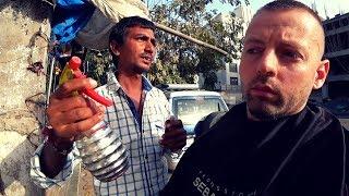 $400 Indian Street Haircut in Ahmedabad