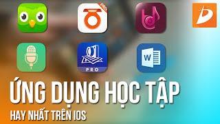 Những ứng dụng học tập hay nhất trên iOS cho iPhone