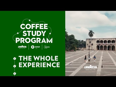Lavazza - Coffee Study Program (Experience Trailer - Eng)