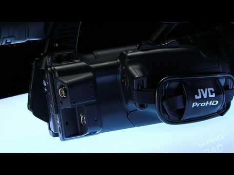 JVC GY-HM600 - Vídeo de Presentación