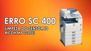 Erro SC542 Ricoh MP - Alex Tips