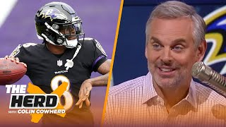 Colin Cowherd lists 5 people under the most pressure this postseason | NFL | THE HERD