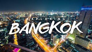 Exploring Bangkok, Thailand in 4 Days!