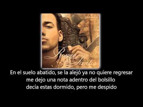 Romeo Santos - Soberbio (lyric - letra)