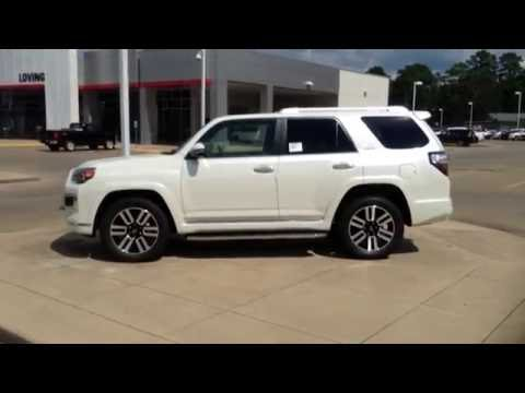 2016 Toyota 4Runner Limited at Loving Toyota