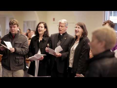 Faculty & Staff Caroling | Winter 2017