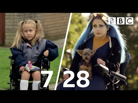 Documenting Gemma's life from age 7 to 28 | 28 Up - BBC