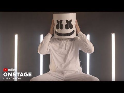 YouTube OnStage: Special Announcement from Marshmello   Parody