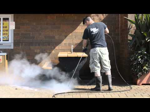 Video   #1 Chicago Pressure Washer   Ace of Spray   Sidewalk Cleaning   Chicago, Illinois