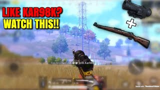 If You Like Kar98K Watch This - PUBG Mobile - HATE SNAKES!!!