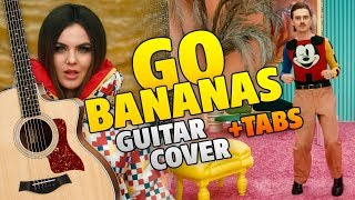 Little Big - Go Bananas (Fingerstyle Guitar Cover + Tabs)