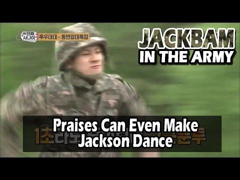[Real men] 진짜 사나이 - After Praised, Jackson Became Bolt 20160626