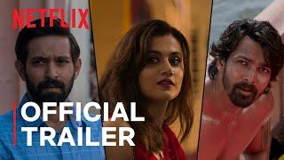 Haseen Dillruba Netflix Hindi Web Series Video HD
