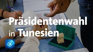 Nach Wahl in Tunesien: Stichwahl zeichnet sich ab