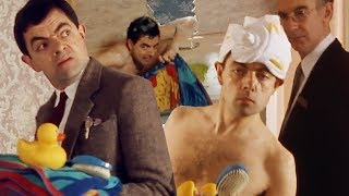 Clean Bean | Funny Clips | Mr Bean Official