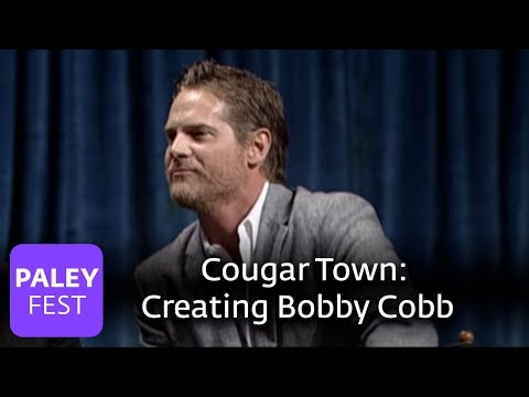 Cougar Town - Van Holt on Creating Bobby Cobb (Paley Center ...