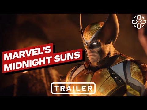 Marvel's Midnight Suns – bejelentő előzetes