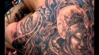 """DUONG TIEN"" FULL BACK TATTOO by AnnaHang"
