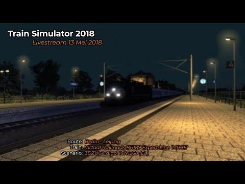 3DZUGTalgo ICN1268 EL Livestream 13052018