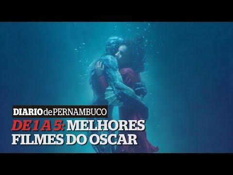 5 filmes indicados ao Oscar